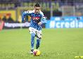 Il Mattino - Tutto fermo per il rinnovo di Callejon, non basta la norma FIFA per la proroga della scadenza: va trovato un accordo con il Napoli