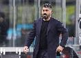 """Gattuso: """"Sensazioni in vista del Barcellona? Non ne parliamo, nessuno ne ha mai parlato"""""""