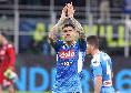 Stakanovista Di Lorenzo: sempre titolare da ventidue partite consecutive, appena un'assenza in stagione