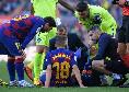 Mundo Deportivo - Jordi Alba rischia di saltare la gara di andata contro il Napoli: le ultime
