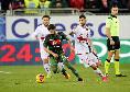 Cagliari-Napoli  0-1, Sky: problemi fisici per Hysaj, Gattuso lancia Mario Rui