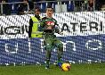 Sintesi Cagliari-Napoli 0-1: highlights e gol, capolavoro di Mertens che zittisce i tifosi sardi [VIDEO]
