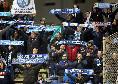 Dalla sciarpata azzurra all'esplosione di Mertens: le emozioni di Cagliari-Napoli 0-1 [FOTOGALLERY CN24]