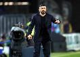 Gazzetta - Il metodo Gattuso funziona, ma parlare di rinascita Napoli è forse un po' presto: Brescia sarà un'altra prova