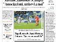 """La Repubblica, prima pagina: """"Napoli, stavolta basta Mertens'"""" [FOTO]"""