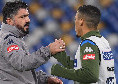 CorSport - Il dubbio di Gattuso è a centrocampo: non è facile lasciare fuori Allan
