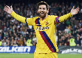 Barcellona-Eibar, le scelte di Quique Setien: poco turnover, Messi e Griezmann dal primo minuto