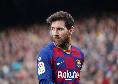 Messi: Da tempo volevo giocare al San Paolo! Conosco l'amore folle di Napoli per il calcio, ho parlato con Lavezzi...