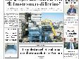 """La Repubblica, prima pagina: """"Due gru per cancellare la Vela: 'E' il nostro muro di Berlino'"""" [FOTO]"""