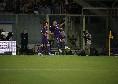 Fiorentina-Milan 1-1, i rossoneri raggiunti nel finale non superano il Napoli in classifica