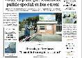 """La Repubblica, prima pagina: """"Virus, stop alle gite scolastiche"""" [FOTO]"""
