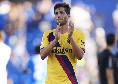 Barcellona, piove sul bagnato per Quique Setien: si ferma anche Sergi Roberto, lo spagnolo out 3-4 settimane