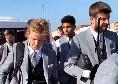 """Il Barcellona parte con destinazione Napoli, nelle storie di Instagram del club spunta la canzone di Raffaello: """"Turnamme a fa pace"""" [VIDEO]"""