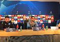 """Gattuso: """"Domani rischiamo grosso, il Barcellona di Setien ruba palla in sei secondi. Spiavo Quique a Las Palmas! Insigne deve essere più capitano e parlare meno. Lozano? Cerco altre caratteristiche"""""""