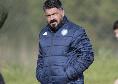 Tuttosport - Gattuso sarà a Castel Volturno fino alle 12, poi andrà in Calabria: sabato sarà in campo, ha dato la sua parola al Napoli