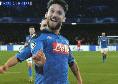 Mertens in gol, esultanza tutta da ridere: il belga imita Tommaso Starace [VIDEO]