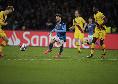 CdM - Mertens assente contro il Torino, il Napoli spera di recuperarlo per la semifinale contro l'Inter