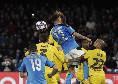 Vidal e Mario Rui muso a muso: il centrocampista blaugrana espulso per doppia ammonizione! Salterà la gara di ritorno