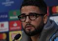 """Insigne a Sky: """"Dispiaciuti, volevamo vincere per i tifosi. A Barcellona per passare il turno, che emozione affrontare Messi"""""""