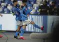 Eurogol di Mertens che porta in vantaggio il Napoli, anche Lavezzi celebra il belga su Instagram [VIDEO]