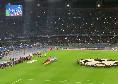 Che carica dei tifosi al Napoli, l'urlo Champions visto dalla Curva! [VIDEO CN24]