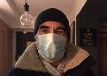 Coronavirus, la provocazione di Domenech: indossa la mascherina per Lione-Juventus [FOTO]