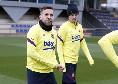 Barcellona, Quique Setien recupera Jordi Alba e Pique: il difensore torna a lavorare in gruppo [FOTO]