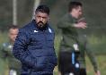 SSC Napoli, il report: seduta atletica incentrata sulla velocità, chiusura con lavoro finalizzato al possesso palla