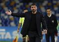 Gazzetta - L'obiettivo stagionale del Napoli è la Coppa Italia: Gattuso e squadra ci credono e puntano a conquistare il trofeo