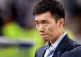 Gazzetta - Zhang conferma l'intenzione di giocare con la Primavera al San Paolo: la posizione del Napoli