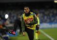 Ultimo cambio per Gattuso: fuori Fabian e dentro Allan