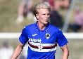 Sampdoria-Napoli, goal annullato dal VAR a Thorsby per un fallo su Koulibaly