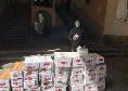 Angri, rubate mascherine mentre i volontari le distribuivano