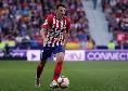 Accostato al Napoli, Arias delude ancora all'Atletico Madrid: vicina la cessione in estate