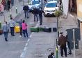 Coronavirus Campania: ad Acerra blocchi stradali sotto casa di una ragazza positiva venuta dal Nord