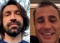 """Cannavaro e Pirlo prendono in giro Gattuso su Instagram: """"Mi ha chiamato bastardo!"""". """"Aveva la tuta del Napoli in casa"""""""