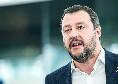 """Salvini attacca De Luca: """"Lockdown in Campania? Per mesi ha fatto il gradasso e insultato tutti"""""""