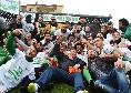 Emergenza Coronavirus, i calciatori dell'Afronapoli distribuiscono pasti alle famiglie bisognose