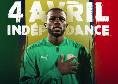 60° anniversario dell'indipendenza del Senegal, arriva il messaggio di Koulibaly su Instagram