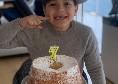 """Compleanno in casa Insigne, il piccolo Carmine compie 7 anni: """"Tu sei la mia vita, la mia anima, il mio cuore, tu sei l'Amore"""" [FOTO]"""