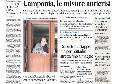 """Prima Pagina Il Mattino: """"Campania, le misure anticrisi'"""" [FOTO]"""