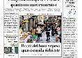 """La Repubblica, prima pagina: """"Tamponi, indaga la Procura: spunta un maxicontratto"""" [FOTO]"""