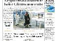 """La Repubblica, prima pagina: """"Pasqua vietata al turismo"""" [FOTO]"""