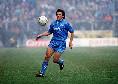 """Zola: """"Maradona immenso in campo e come uomo. Napoli tappa fondamentale della mia carriera. Emergenza? Mi spaventa il futuro..."""""""