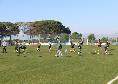 Napoli, il report dell'allenamento mattutino: seduta tattica a campo grande, palestra per Llorente