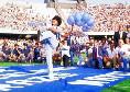 """L'Inter ricorda Maradona: """"Maradona non è stato solo un grandissimo avversario, è stato il più grande. Ciao Diego"""""""