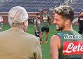 Mertens-Inter, Gazzetta: fino a metà maggio c'era quest'idea, non che a Milano non sapessero che per Dries la prima scelta fosse sempre Napoli