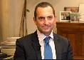 """Spadafora (Ministro dello Sport): """"Complimenti alla Juventus, con l'auspicio che il prossimo trofeo possa essere assegnato con il pubblico sugli spalti"""""""