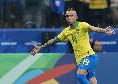 TMW - Napoli, niente Everton Soares: va al Benfica per 22 milioni più percentuale