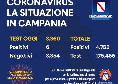 Coronavirus in Campania, il bollettino odierno: solo 6 nuovi contagi!
